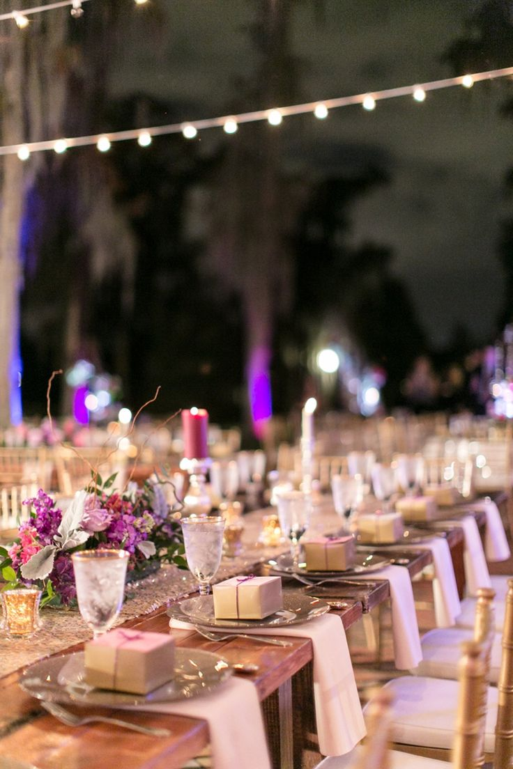 wedding locations in southern californiinexpensive%0A A Chic Plum  u     Champagne Wedding  Reception IdeasWedding ReceptionSouthern