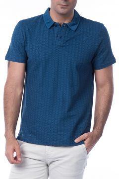 Mudo Erkek Koyu Mavi T-shirt https://modasto.com/mudo/erkek-ust-giyim-t-shirt/br3059ct88