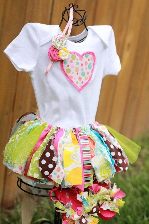 Fabric scraps! Tutu cute!!