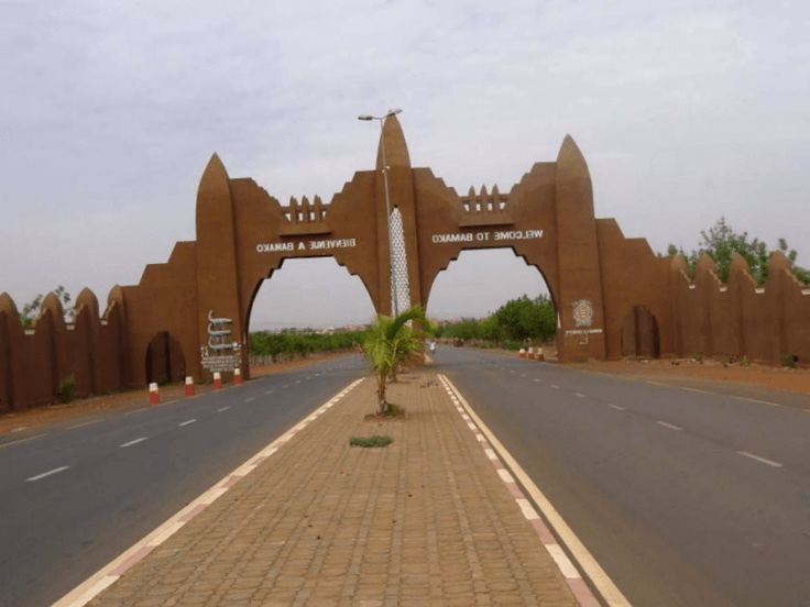 Que ver en Arco de entrada de Bamako