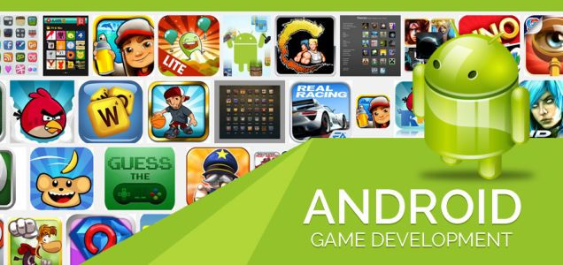 Hire the android and #AR #games #Development Company