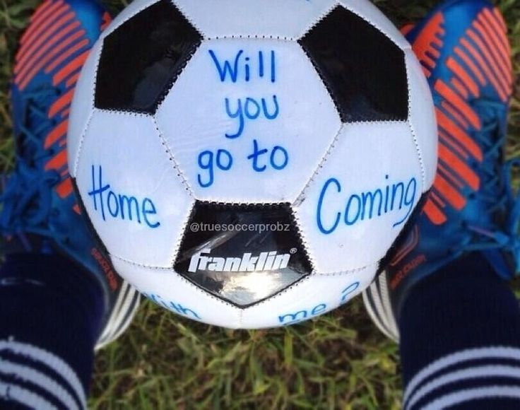 Best 25 homecoming date ideas ideas on pinterest homecoming i swear if a guy asked me to homecoming through soccer i think i ccuart Gallery