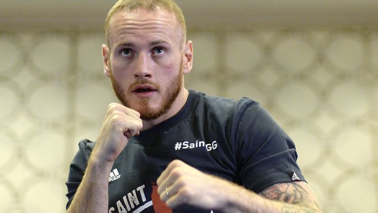 George Groves 'struggling' with Eduard Gutknecht's condition    British fighter George Groves tells BBC Radio 5 live of his struggle to deal with the injuries Eduard Gutknecht of Germany suffered in their bout.   http://www.bbc.co.uk/sport/boxing/39834817