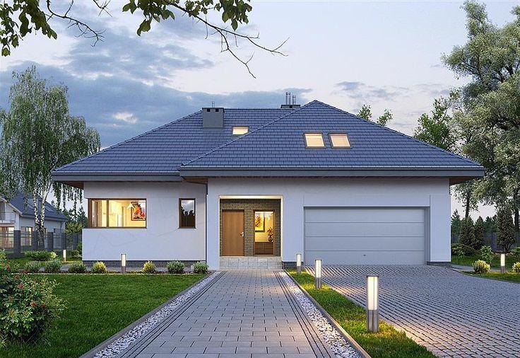 Projekt domu E-128