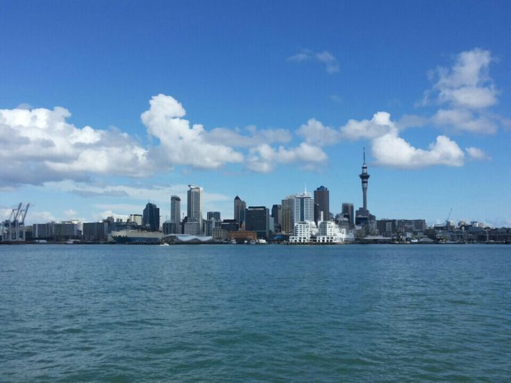 Auckland in Auckland