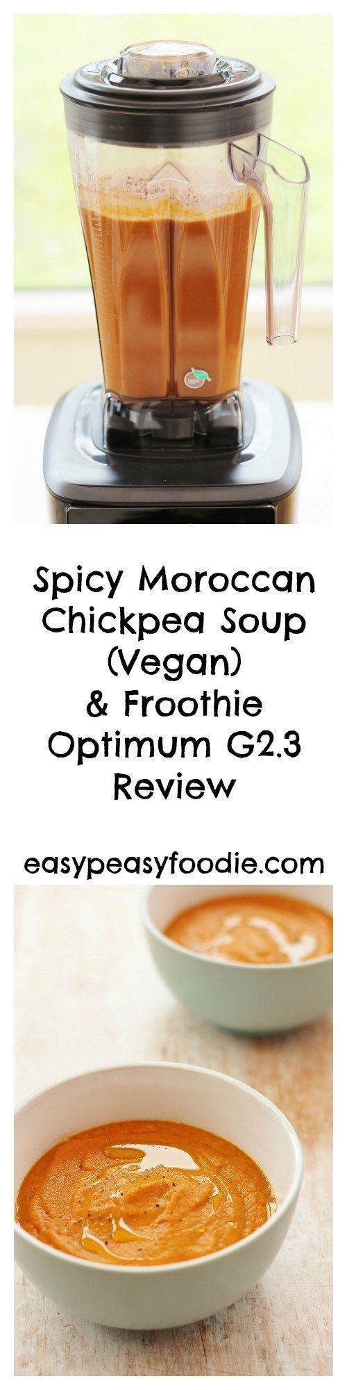 Can a blender really make soup in 8 minutes and wash itself up afterwards? Sounds too good to be true? Read my review of the Froothie Optimum G2.3 and find out…