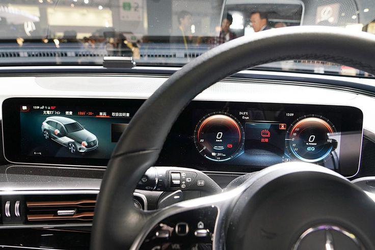 東京モーターショー 2019 メルセデス ベンツは Vision Eqs やphevなど電動化モデル計13台を展示 メルセデスベンツ 東京モーターショー2019 東京モーターショー