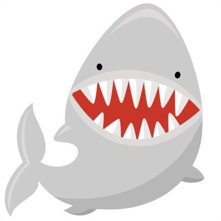 Shark SVG file for scrapbooking shark svg files shark svg cut file shark cut file free svg cuts