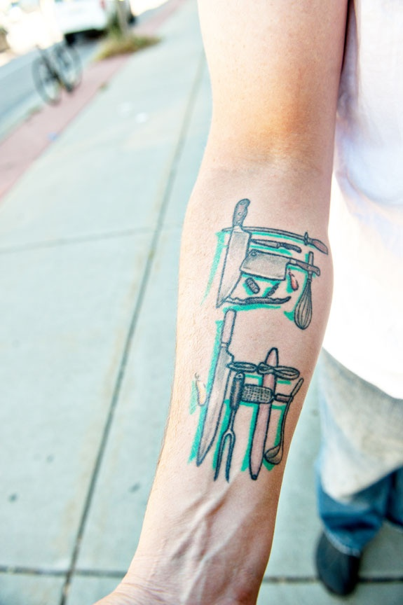 Kitchen Ink/Tattooed chefs: The guys - City Pages