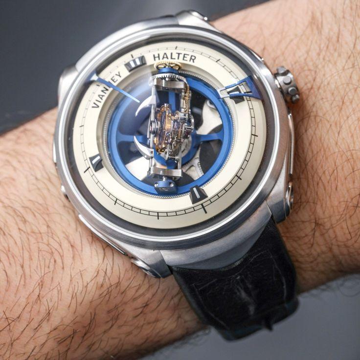 Vianney Halter Deep Space Tourbillon Watch