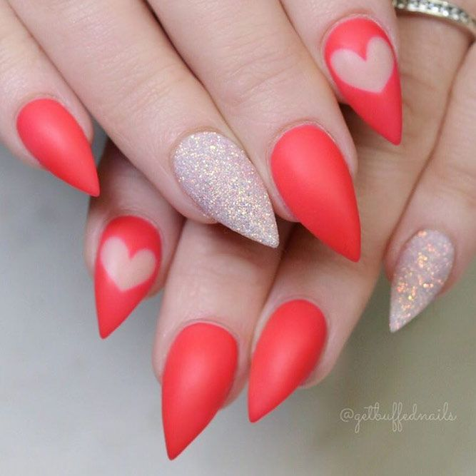 Best 25+ Short stiletto nails ideas on Pinterest