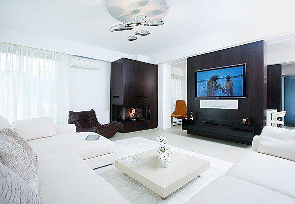 Interior design of family house in Slovakia- Arcada.sk
