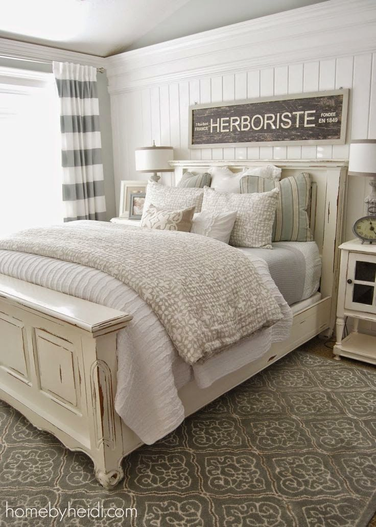 Home by Heidi: 5 Essential Pieces For Your Bed