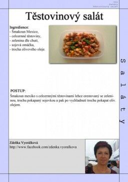 Saláty | Šmakoun