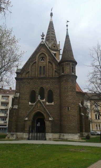 Szegedi templom