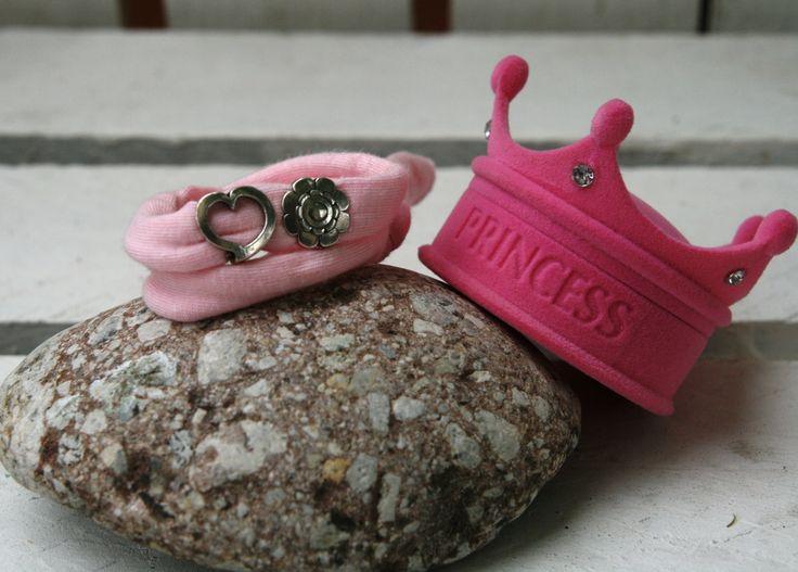 #bracelet #princess #bogemian  cotton & silver plated