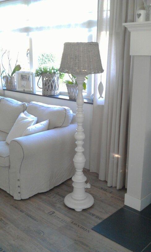 Country Living room white grey..Love Tamara Jonker landelijk wonen