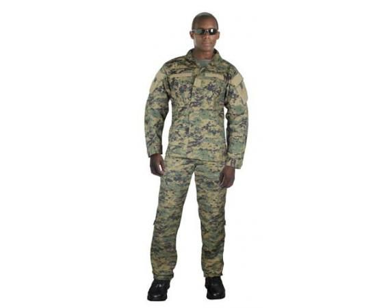 Woodland Digital Camo Combat Pants | Vermont's Barre Army Navy Store
