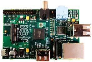 RASPBERRY-PI,RASPBRRY-PCBA,RASPBERRY PI MODEL B - BOARD ONLY