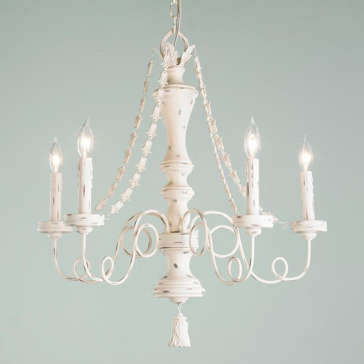 best 25 shabby chic chandelier ideas on pinterest vintage chandelier shabby chic lighting. Black Bedroom Furniture Sets. Home Design Ideas
