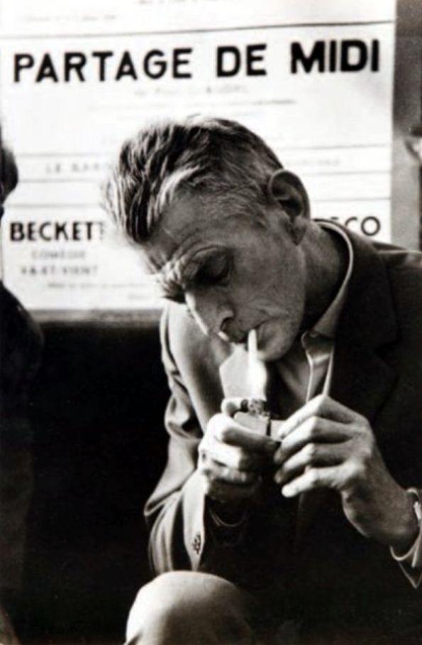 Парень Suignard - Сэмюэл Беккет, 1969.
