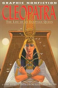 Queen of Egypt, companion of Julius Caesar, and wife of Mark Antony, Cleopatra lived one of history's most fabled lives. Renowned for her great beauty and intelligence, Cleopatra was a strong ruler determined to restore the glory of Ptolemaic rule to Egypt by using her relationships with Caesar and Antony to achieve her goals. Fascinated readers will learn why the events of her life have inspired writers and artists for centuries. #womenshistorymonth #internationalwomensday #books