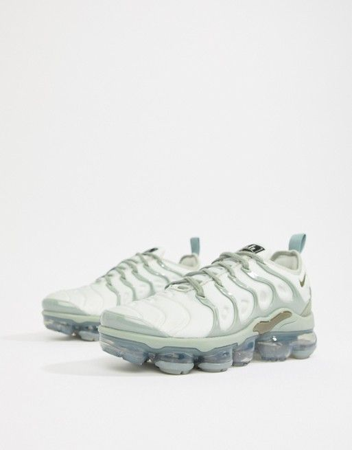 more photos e347b d3e62 Nike Grey Air Vapormax Plus Trainers | accessories wishlist ...