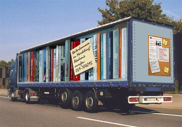 hauling books