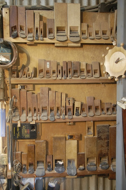 japanese hand planes. hand planes and other assorted tools japanese t