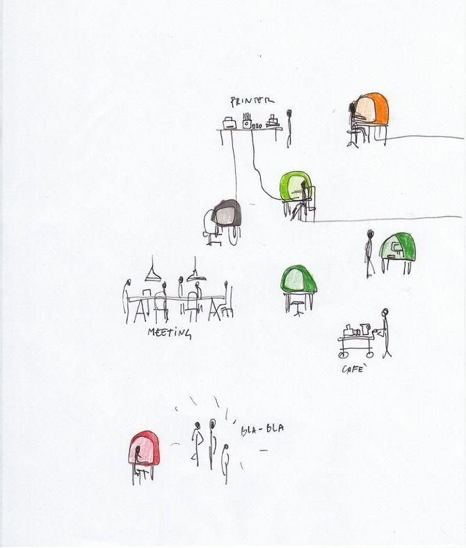 Stoneware les tables de pierre par GamFratesi - Blog Esprit Design