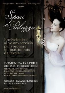 15 aprile 2012 Palazzo Lantieri - Gorizia