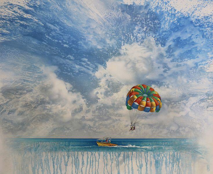 """""""Navigazione celeste"""": mostra di Riccardo Ruberti all'Ostello San Frediano, Venerdì 2 settembre 2016 alle ore 18, presso l'Ostello San Frediano in via della Cavallerizza 12 a Lucca, si inaugura """"Navigazione celeste"""", mo..."""