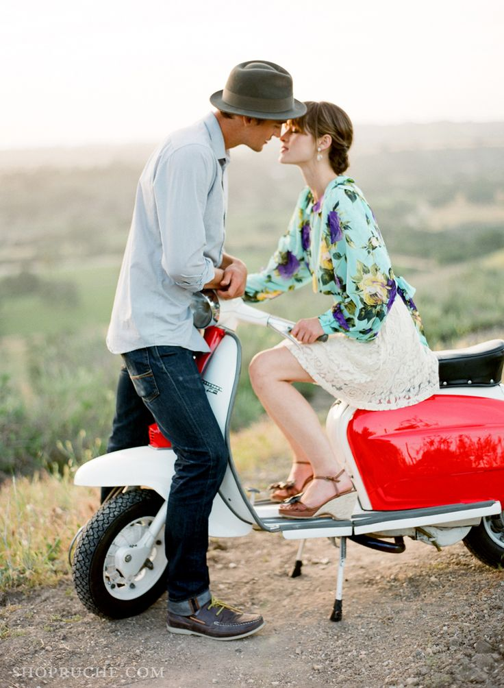 A ride on a vespa through the vinyards :) Ruche The Tuscan Sun #summer #SummerWithRuche