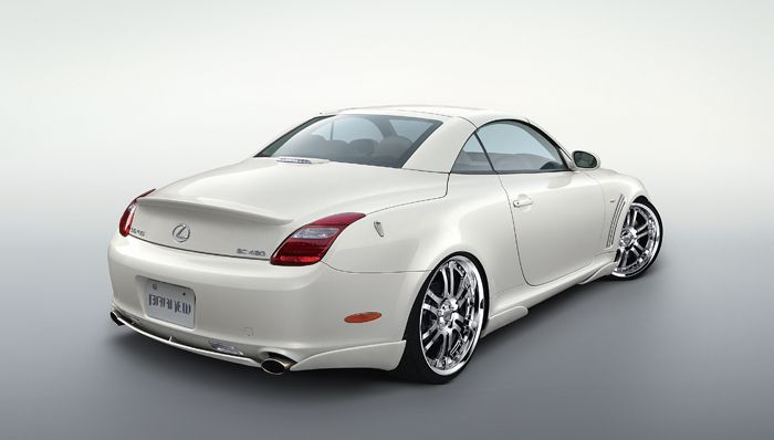 Will always be my fav! LEXUS SC430h