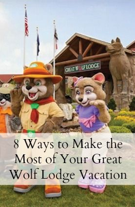 Here are eight tips to help you make the most of your Great Wolf Lodge vacation while sticking to your budget.