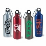 Promotional Water Bottles are a great trade show giveaway.