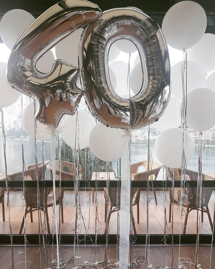 Che la #festa abbia inizio!  #Buoncompleanno!   #Event_ualmente #allestimento #palloncini #nonsolomatrimoni #Lecco