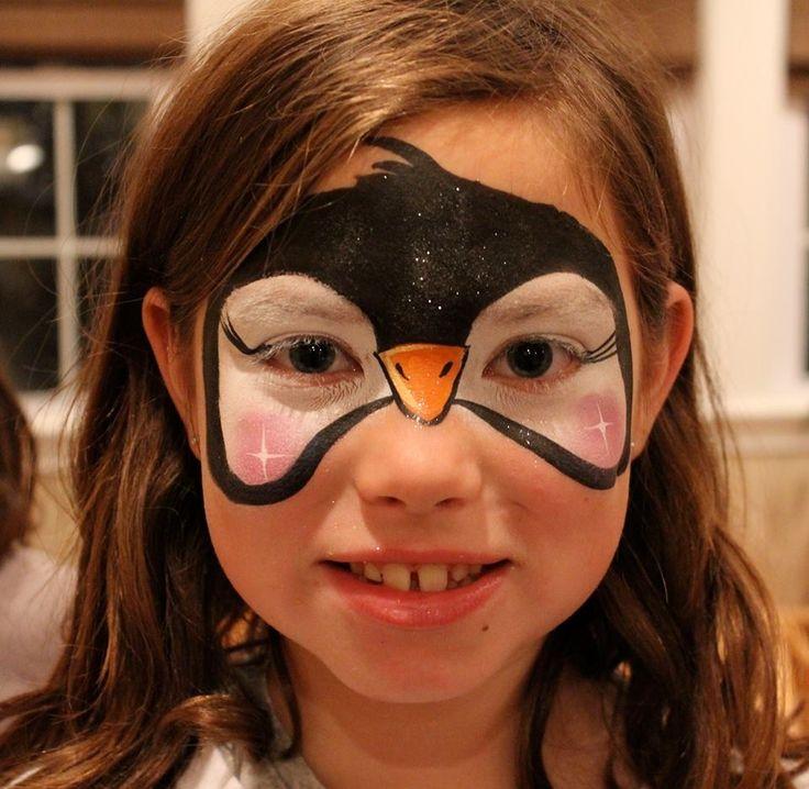 Tina Fillah-Carol || penguin design for Christmas