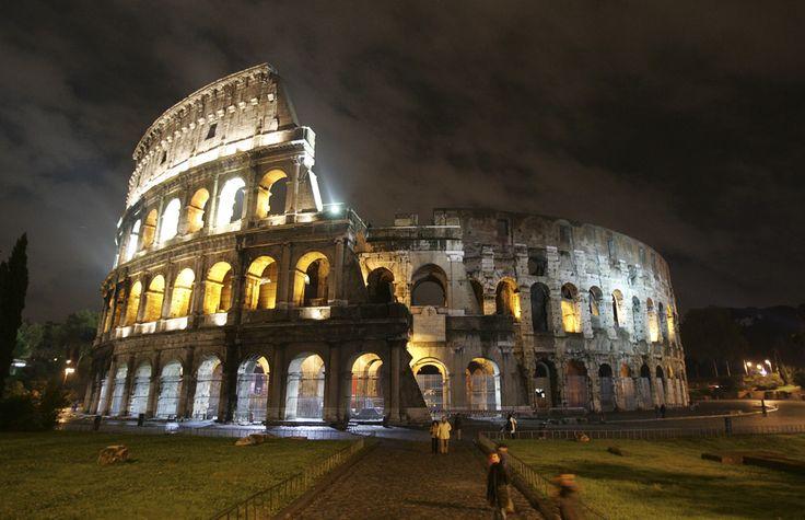 Nueva Maravilla: Coliseo, Roma