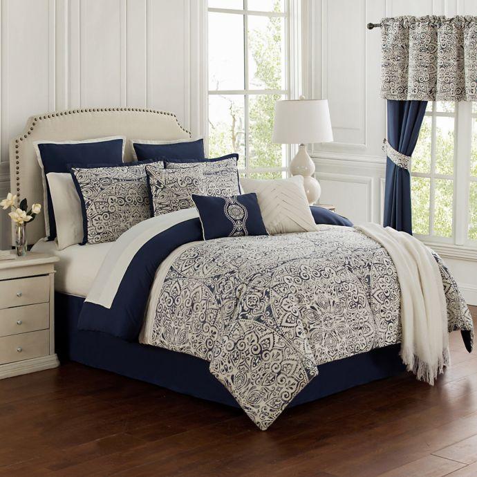 Miramar Comforter Set Bed Bath Beyond Comforter Sets