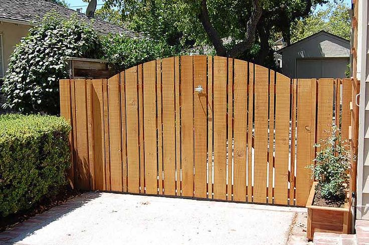 A Bamboo Gate In Palo Alto: 73 Best Images About Fence Ideas On Pinterest