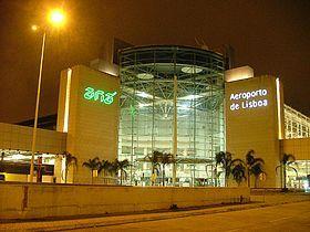 Image illustrative de l'article Aéroport de Lisbonne-Portela