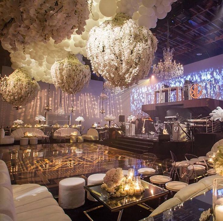 Kris Jenner X Jeff Leathem Wedding Venues And Decor In