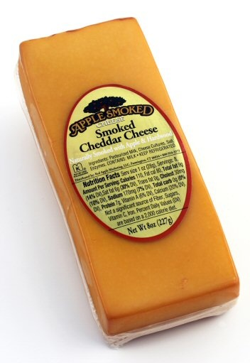 smoked cheddar cheese smoked cheese holy smoke deli online store ...