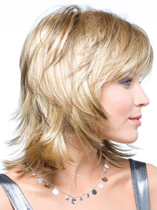 Incredible 1000 Ideas About Medium Choppy Hairstyles On Pinterest Medium Short Hairstyles Gunalazisus