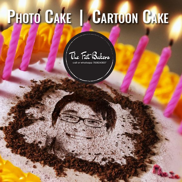 The Fat Bakers make your #Photo message cakes more memorable. We customize it to meet your expectations.Send custom #photocake, personalized cake, #themecakes, designer cakes online with same day free home delivery. Best Price #CakeShop in Delhi.Call or WhatsApp +91-7838-243-837 #deliciousness #dessert #sweetcakes #sweet #sweetie #cutecake #celebration #partytime #designercake  #birthday #happy #happybirthday #birthdaycake #yummy #food #desserts #weddingcake #suprisecake #customcake