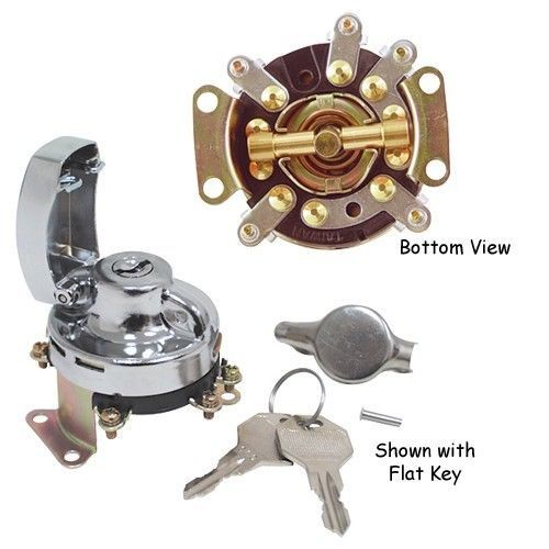 Pin on Motorcycle Harley Pole Ignition Switch Wiring Diagram on