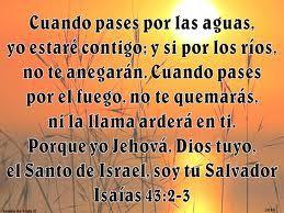 Cristo Para las Naciones: Promesa de Dios para Hoy_Isaías 43:2