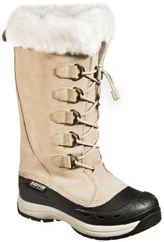 JUDY WOS Baffin winter boots - I need to get these for winter in Montreal!