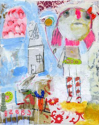 Imperfect PLAY: Art Stuff, Art Plays, Art Journals, Mixed Media, Art Wond, Art Whimsy, Mindy Lacefield, Media Prints, Tim Sally